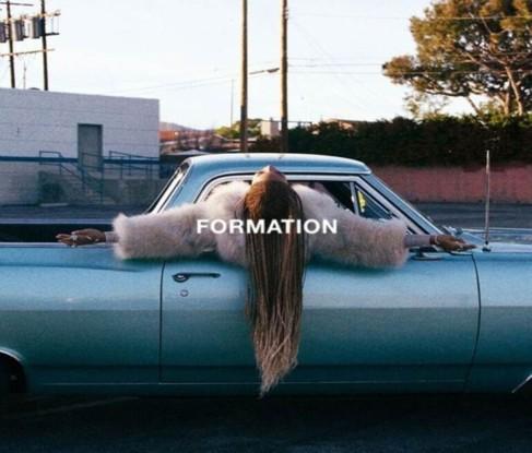 Carátula del nuevo disco de Beyonce, 'Formation'.