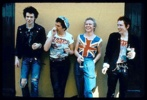 El mítico grupo de punk, Sex Pistols.