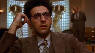 John Turturro, el guionista de 'Barton Fink'.