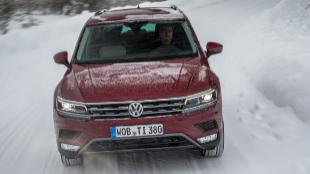 Volkswagen Tiguan 4MOTION 2016