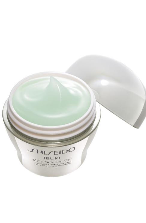 La línea Ibuki, de Shiseido, cuenta con <strong>Multisolution...