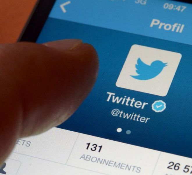 Twitter cuenta con dos millones menos de usuarios, haciendo un total...
