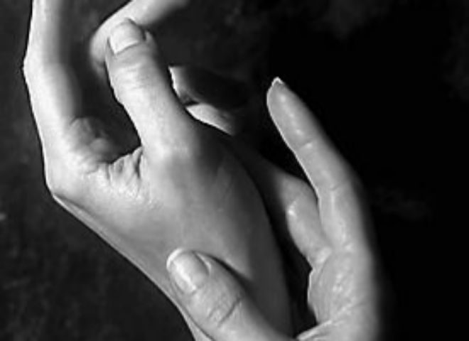 Imagen de unas manos.
