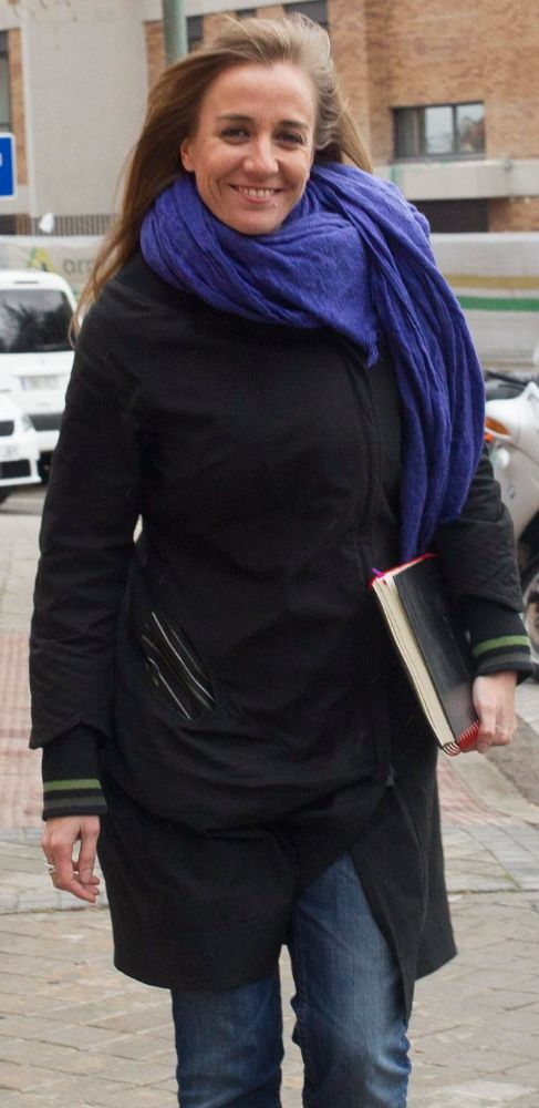 TANIA SÁNCHEZ (36). No llegó a compartir casa con Pablo Iglesias. La...