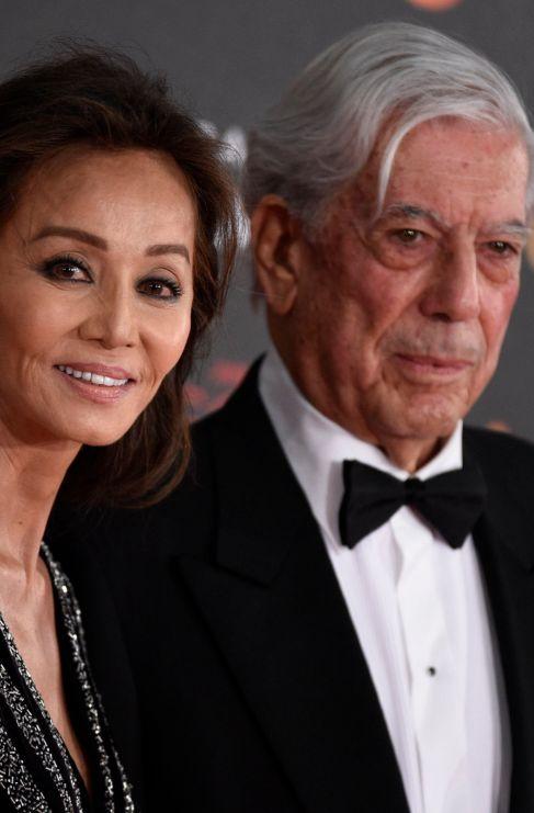 <strong>Isabel Preysler y Mario Vargas Llosa.</strong> ¿Quién nos...