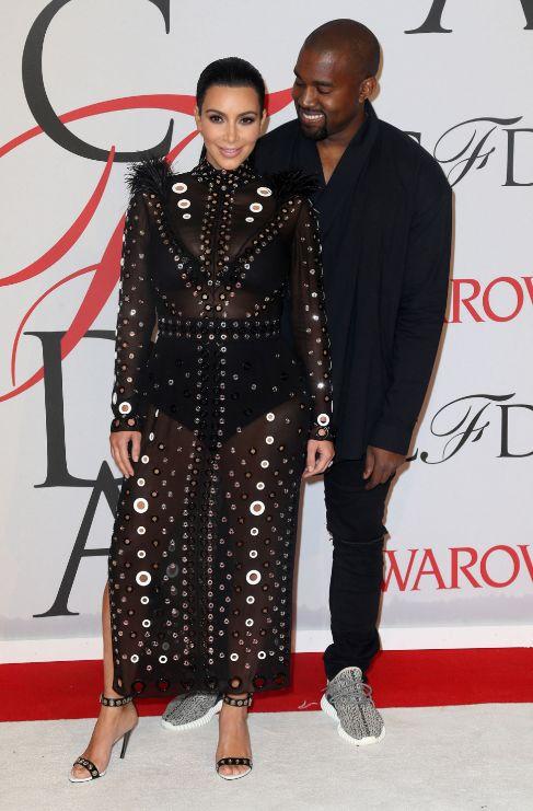 <strong>Kim Kardashian y Kanye West.</strong> Adaptarse a la vida de...