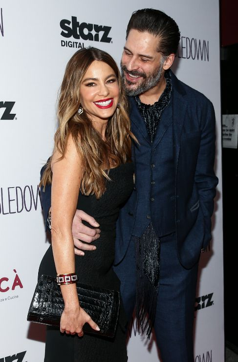 <strong>Sofia Vergara y Joe Manganiello</strong>. Son demasiado...