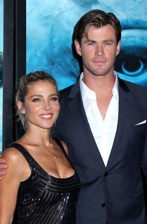 <strong>Elsa Pataky y Chris Hemsworth</strong>. Si nos lo preguntasen...