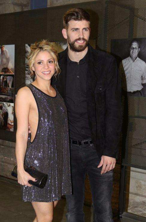 <strong>Shakira y Gerard Piqué</strong>. Nadie esperaba que Shakira...
