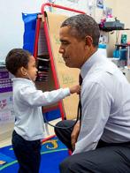 Imagen compartida por Obama.