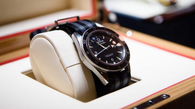 Reloj Omega Seamasater 300