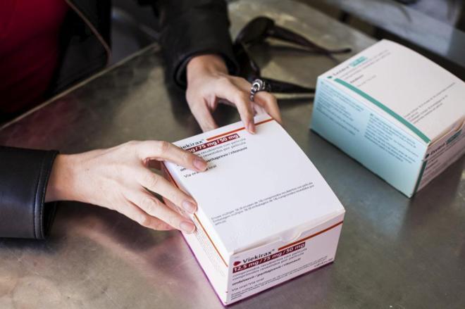 Los fármacos de última generación tienen tasas de curación...