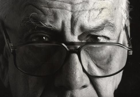 El escritor de 'La colmena', Camiló José Cela.