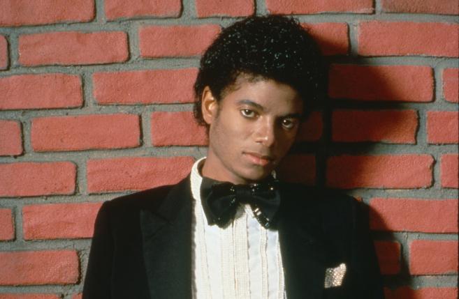 Michael Jackson, tras el lanzamiento de 'Off the wall'.