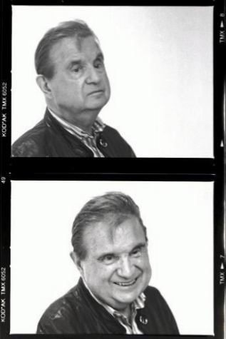 Retratos de Francis Bacon.