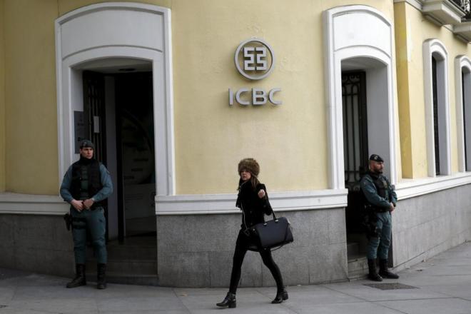 ICBC Madrid