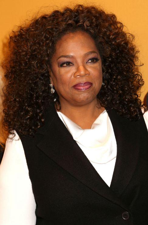<strong>Oprah Winfrey.</strong> La infancia de la presentadora más...