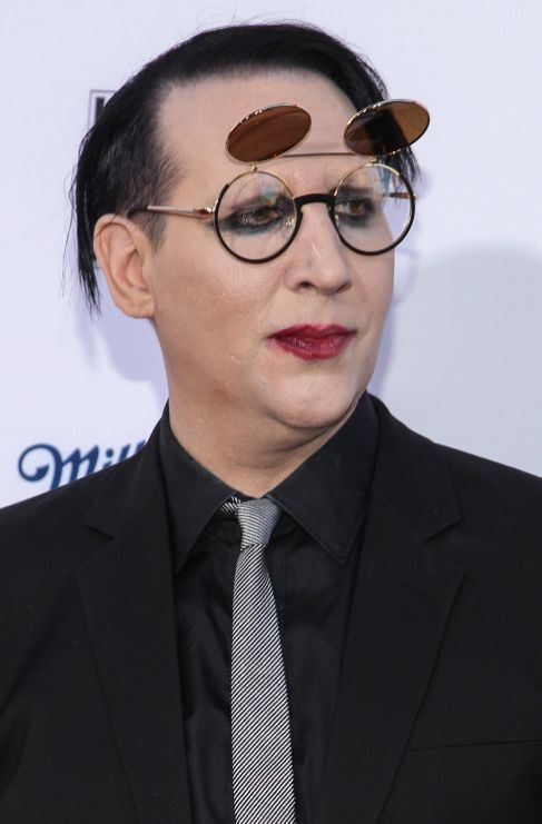 <strong>Marilyn Manson.</strong> La infancia del cantante Marilyn...