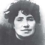 Foto de archivo de Rosalía de Castro.
