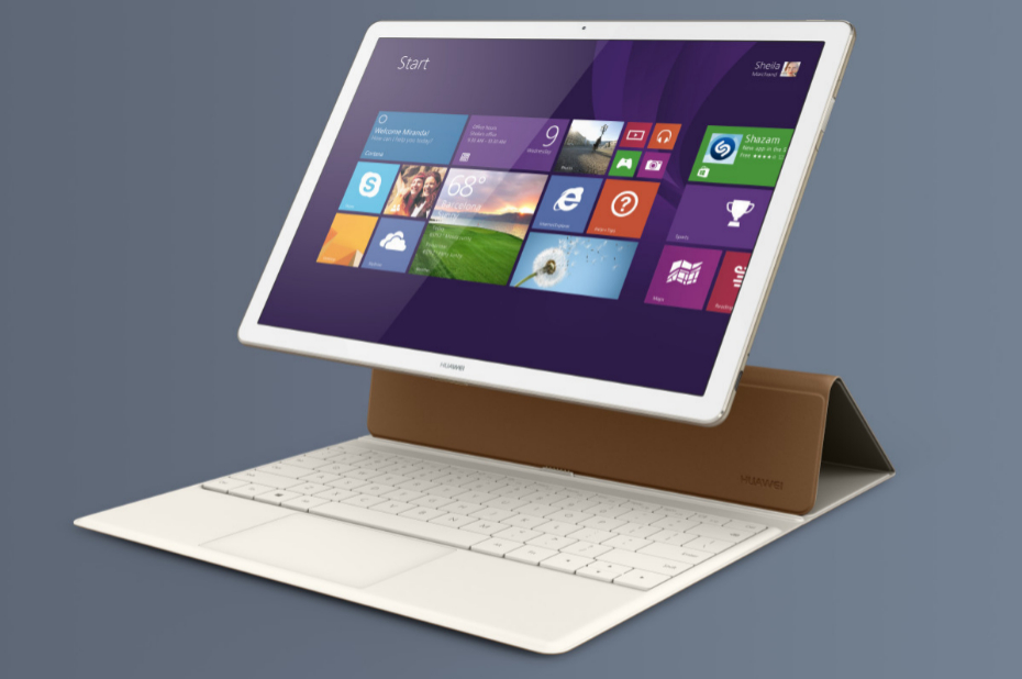 <strong>El PC también participa</strong> Este híbrido entre tableta y portátil de Huawei competirá con el conocido Surface de Microsoft. Ha sido el plato fuerte de la compañía china, hasta ahora centrada en la telefonía y las tabletas con Android. Otros fabricantes también han mostrado en Barcelona dispositivos híbridos equipados con Windows 10.
