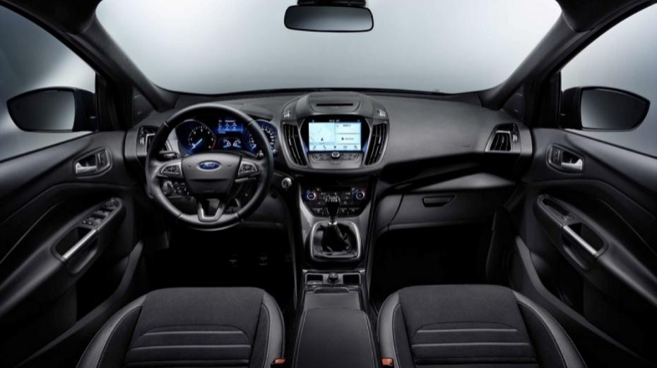 <strong>El coche conectado</strong> El mundo del motor cada vez está más cerca del de la tecnología y ha conseguido hacerse un hueco también en este congreso. En la presentación del nuevo Kuga, Ford anunció que espera triplicar su inversión en tecnologías de conducción asistida durante los próximos cinco años.