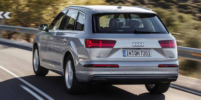Audi Q7 e-tron quattro 3.0 TDI