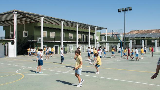 9fd6fd2130 Colegio  Europa International School