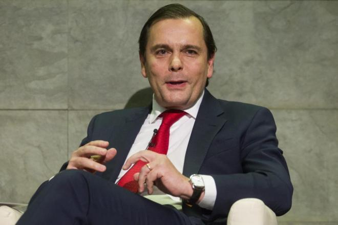 Federico González, presidente de NH Hoteles en 'Start Up Spain'