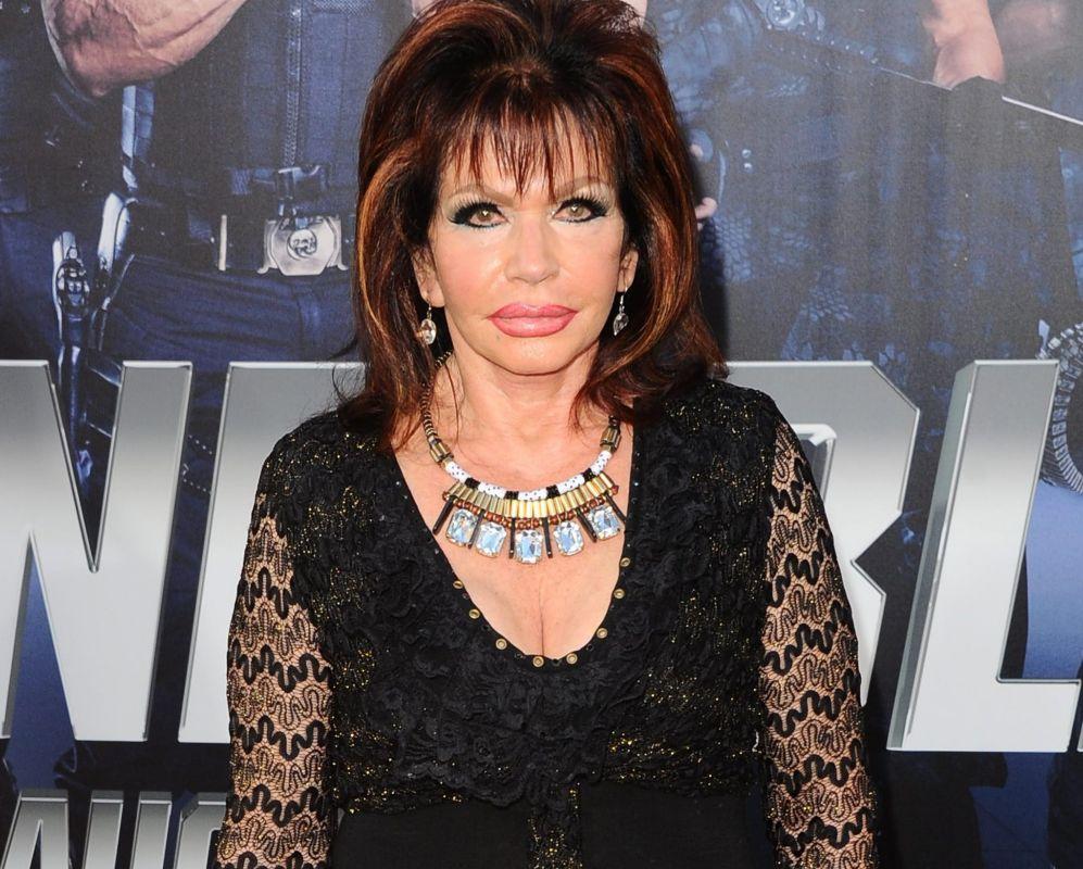 """La """"primera mujer"""" de la vida del actor fue su madre: Jackie Stallone...."""