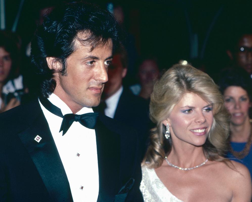 La actriz Sasha Czack fue la primera esposa del actor. Contrajeron...
