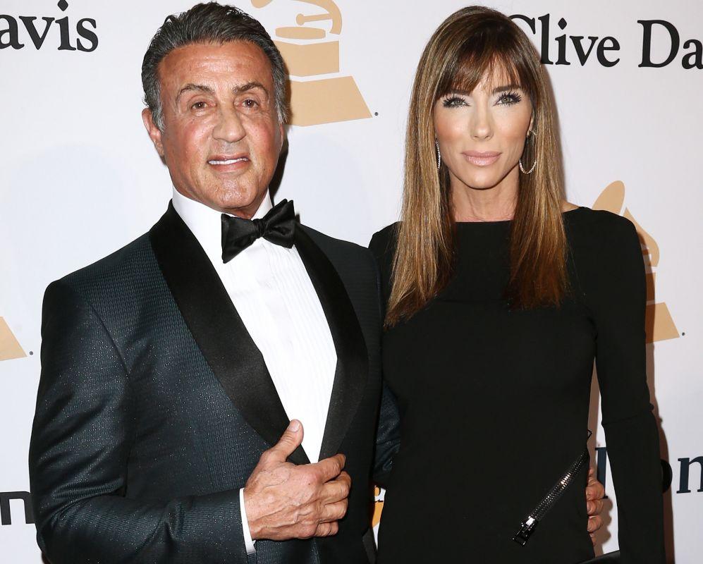 Jennifer Flavin es la actual mujer de Sylvester Stallone. Contrajeron...