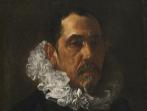 Retrato de Pacheco por Velázquez.