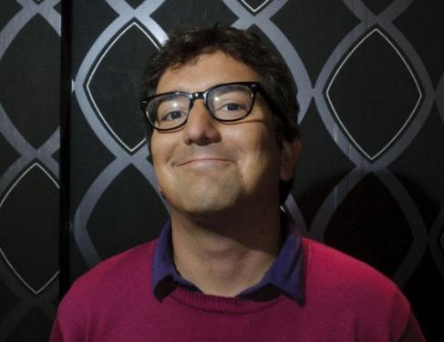 Santiago Roncagliolo, autor de 'La noche de los alfileres'.