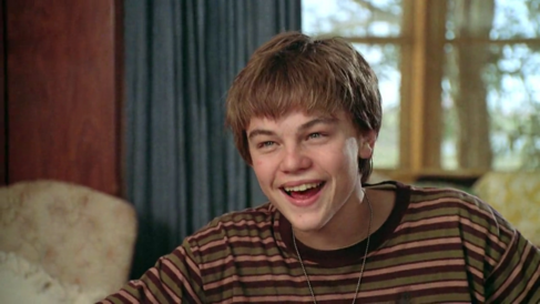 Leonardo DiCaprio en '¿A quién ama Gilbert Grape?'.