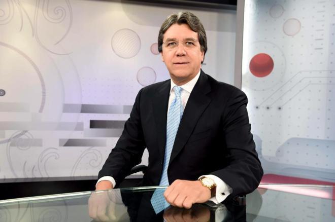 El mexicano Carlos Jarque, consejero delegado de FCC