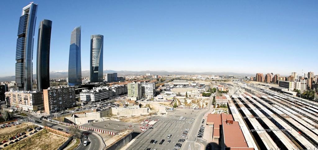 Madrid en construcción