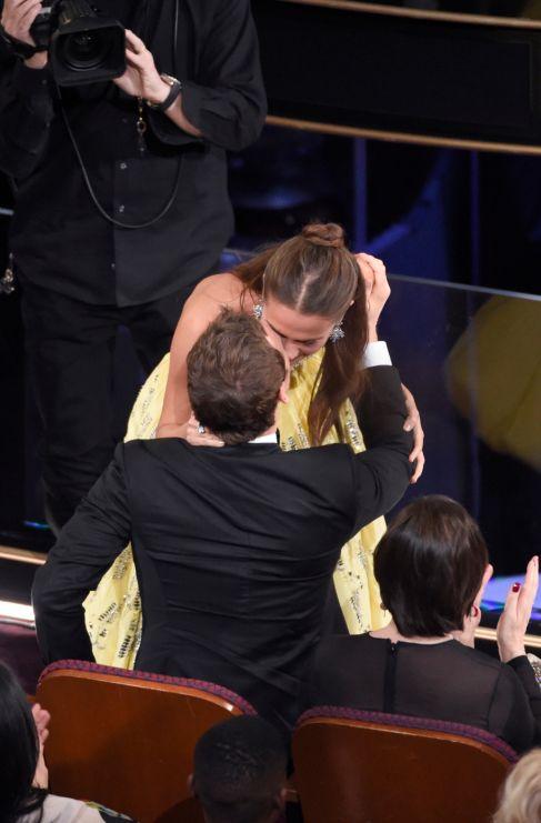 <strong>Michael Fassbender y Alicia Vikander. </strong> Ya sabíamos...