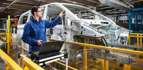 Fábrica de Mercedes