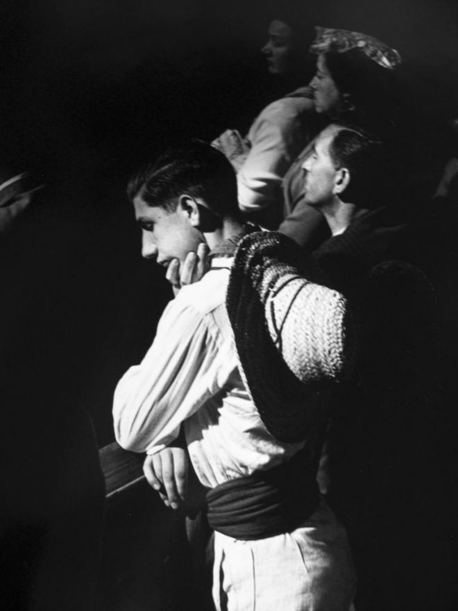 Pamplona, 1957.