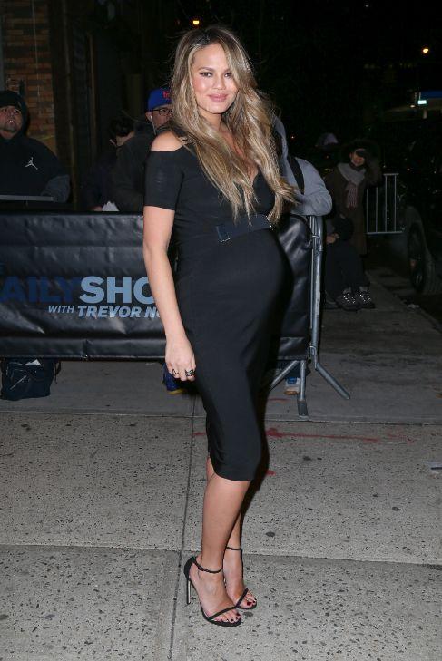 La modelo Chrissy Teigen y su marido John Legend darán la bienvenida...