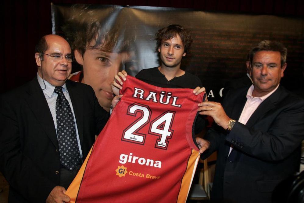 Akasvayu Girona: ACB en 2005-2006. Un etapa corta, de aquellos días de burbujas (también en el baloncesto).