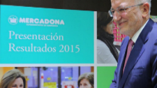 Juan Roig presenta resultados 2015