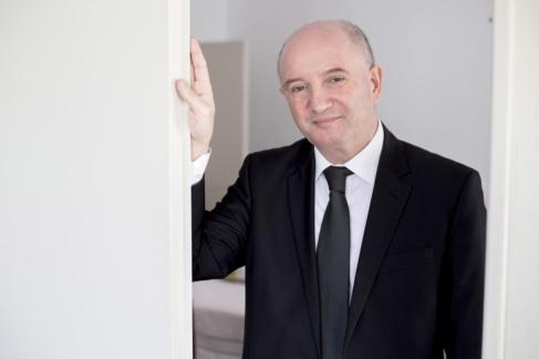 Daniel Zajfman, durante su visita a Madrid.