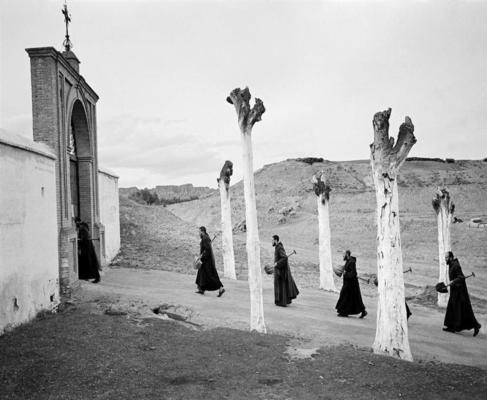 Guadix, Granada, 1959.