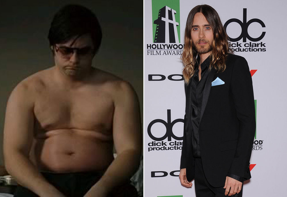 <strong>Jared Leto en Chapter 27 (2007).</strong> Jared Leto tuvo que...