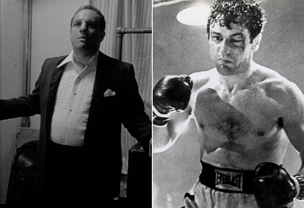 <strong>Robert de Niro en 'Toro Salvaje' (1980).</strong> En 1980,...