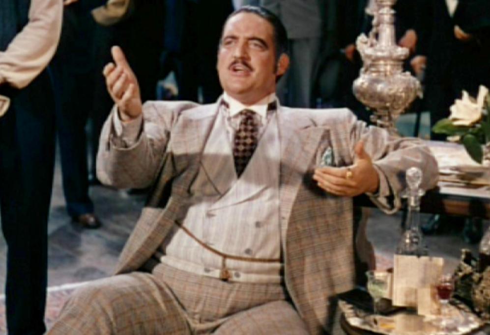 <strong>Laird Cregar (1944).</strong> No todas las historias de subida...