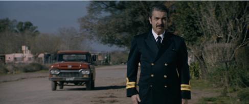 El actor Ricardo Darín, en una escena de 'Koblic'.