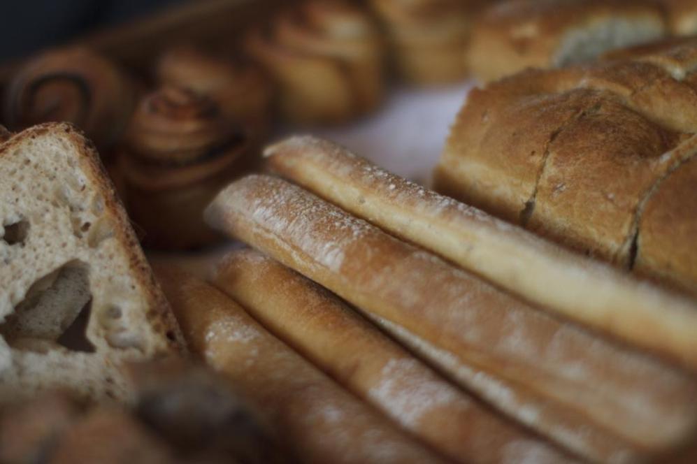 Fantasía de panes: los mejores hidratos de carbono en forma de...