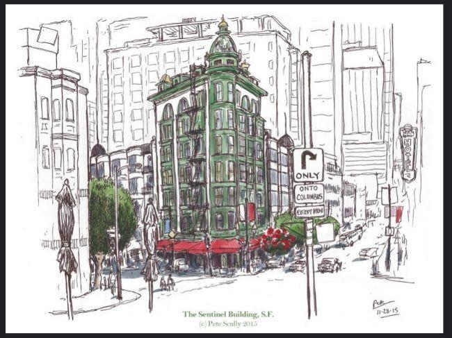 Urban Sketchers El Mundo Dibujo A Dibujo Papel El Mundo